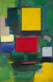 Hans Hofmann, The Gate, 1959-60