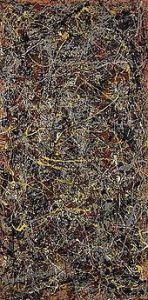 Jackson Pollock, No. 5, 1948