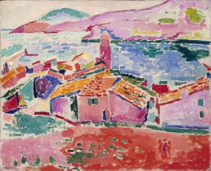 Henri Matisse, View of Collioure, 1905