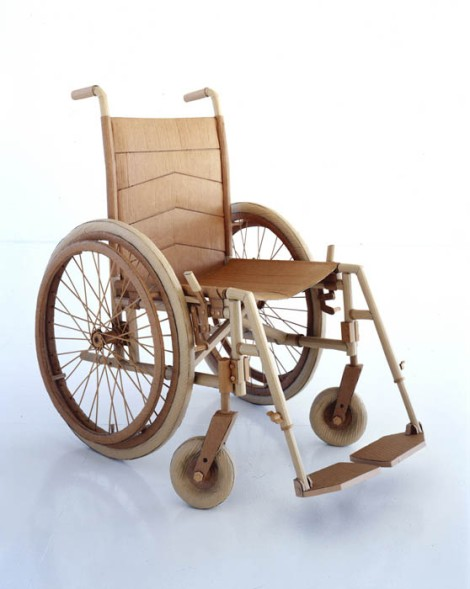 cardboard_art_gilmour_wheelchair