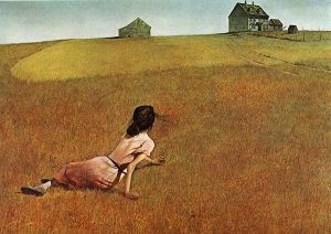 Christina's World (1948) by Andrew Wyeth