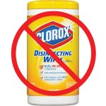Clorox Wipes are not safe to be used in classrooms because it contains unsafe chemicals. Visit EWG.org for better options.